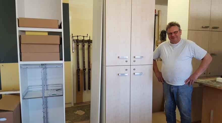 meubelmaker is een uitstervend beroep